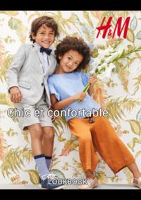 Catalogues et collections H&M Namur : Lookbook enfant Chic et confortable