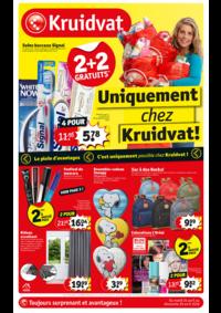 Bons Plans Kruidvat NAMEN : 2 signal achetés = 2 gratuits