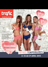 Prospectus Trafic Belgrade : Offres temporaires