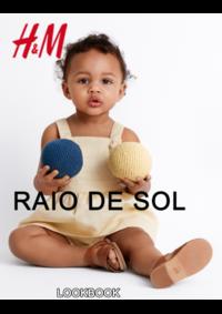 Catálogos e Coleções H&M Almada Forum : Lookbook criança Raio de sol