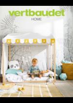 Catalogues et collections VERTBAUDET : Feuilletez le catalogue Home