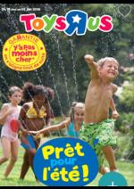 Prospectus Toys R Us : Prêt pour l'été !
