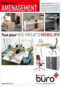 Catalogues et collections Hyperburo Chaumont : Catalogue aménagement bureau