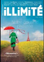 Promos et remises  : Magazine Illimite Juin 2018
