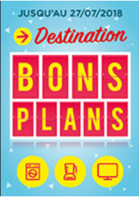 Bons Plans Pulsat : Destination