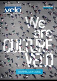 Catalogues et collections Culture vélo MONTAUBAN : We Are Culture Vélo