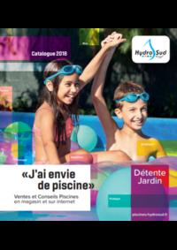 Catalogues et collections Hydrosud PACÉ : Catalogue 2018