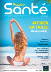Journaux et magazines Pharma Référence PARIS 59 Boulevard Pasteur : Pause Santé