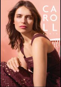 Catalogues et collections Caroll Bruxelles - Rue Neuve : Catalogue été 2018