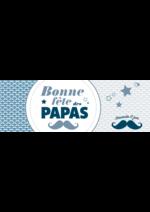 Prospectus Conforama : Bonne fête des papas