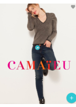 Catalogues et collections Camaieu : Mode 2018