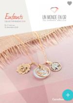 Catalogues et collections Carrefour : Bijou: collection enfant 2018