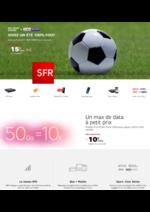 Prospectus SFR : Promotions SFR