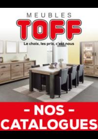 Prospectus Meubles Toff : Les catalogues Toff