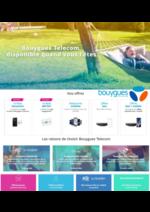 Prospectus Bouygues Telecom : Offres Bouygues Telecom