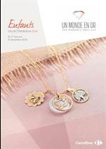 Prospectus Carrefour : Enfants collection bijoux 2018