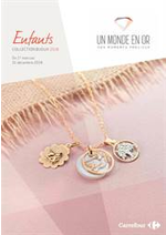 Prospectus  : Enfants collection bijoux 2018