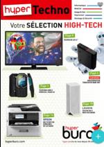 Catalogues et collections Hyperburo : Votre sélection High-Tech