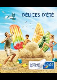 Prospectus Dreamland DROGENBOS : Délices d'été
