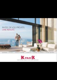 Catalogues et collections K par K VERSAILLES : Le catalogue