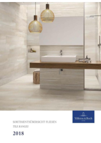 Catalogues et collections Villeroy & Boch Anderlecht Industrielaan 198 : Tile ranges