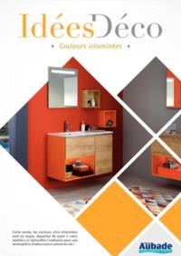 Journaux et magazines Espace Aubade BOBIGNY : Couleurs vitaminées