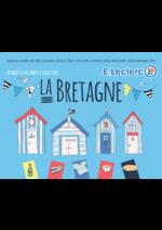 Prospectus E.Leclerc : La Bretagne
