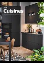 Prospectus  : Cuisines 2018