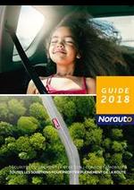 Prospectus  : Guide Norauto 2018