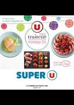 Prospectus Super U : Printemps-été