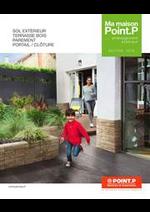 Prospectus Point P : Amenagement Exterieur-Ma maison
