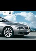 Promos et remises  : BMW Serie6-Coupe-Cabriolet