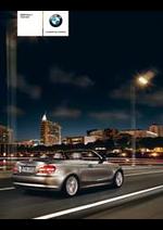 Promos et remises  : BMW Serie1-Cabriolet