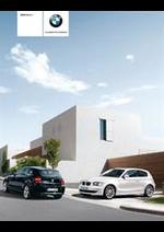 Prospectus BMW : BMW Serie 1 Berline
