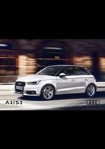 Promos et remises  : Audi A1/S1