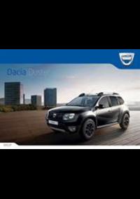 Prospectus Dacia - Renault Agent GARAGE JEAN CLAUDE MAGNIEN : Dacia Duster
