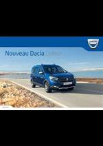 Prospectus Dacia : Dacia Dokker