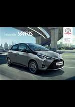 Prospectus Toyota : Toyota Yaris