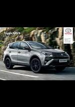 Prospectus Toyota : Toyota RAV4