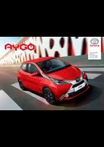 Prospectus Toyota : Toyota AYGO