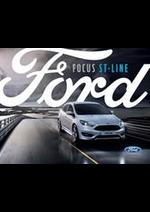 Promos et remises  : Ford Focus ST-Line