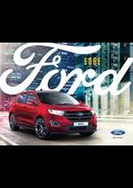 Promos et remises  : Ford Edge