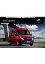Prospectus opel : Opel Movano