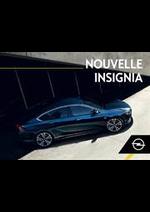 Prospectus opel : Opel Insignia