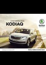 Promos et remises  : Skoda KODIAQ
