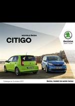 Promos et remises  : Skoda Citigo