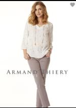 Catalogues et collections Armand Thiery Femme : Soldes Femme