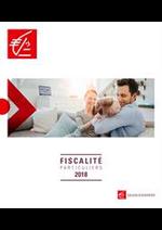Prospectus Caisse d'Epargne : Fiscalité Particuliers 2018