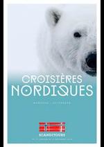 Promos et remises  : Croisières Nordiques