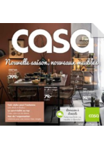 Catalogues et collections  : Nouvelle saison, nouveaux meubles